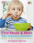 First meals & More book cover